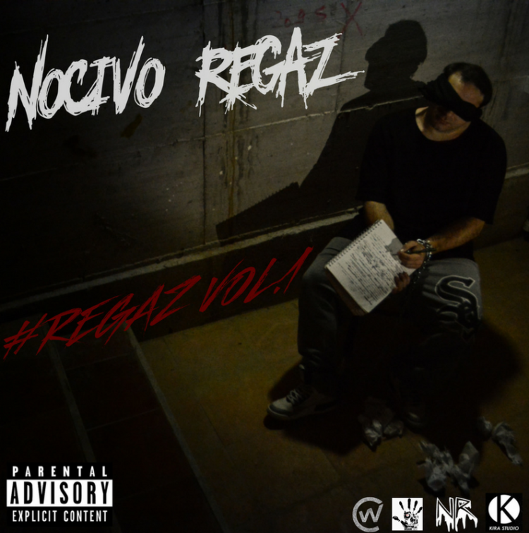 #RegazVOL.1_.Front
